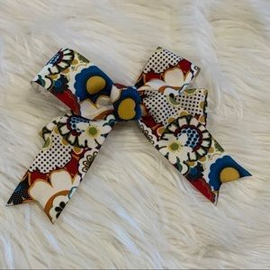 NWOT floral hairbow